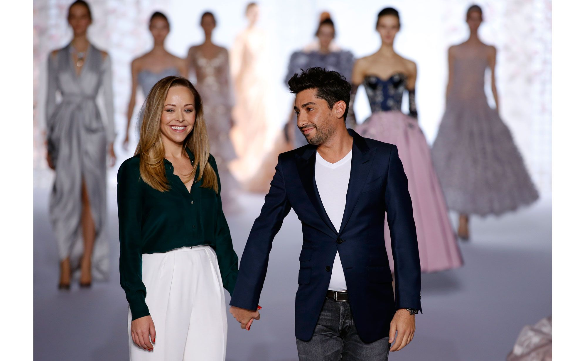 Meet Ralph And Russo, The Cool Kids Of British Couture