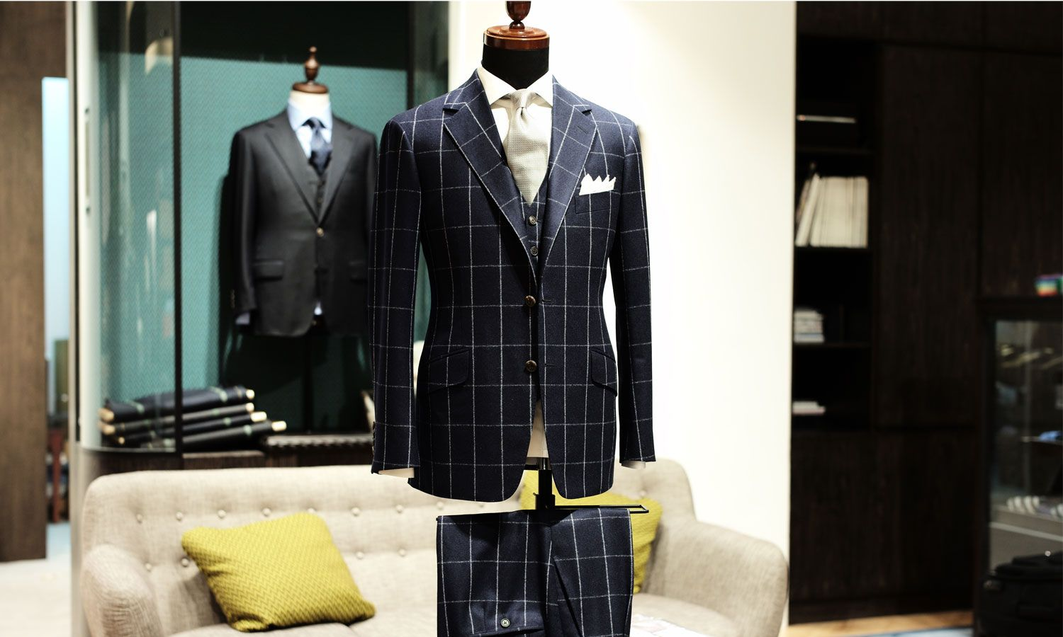 Gentlemen's Guide: The Best Men's Tailors In Hong Kong
