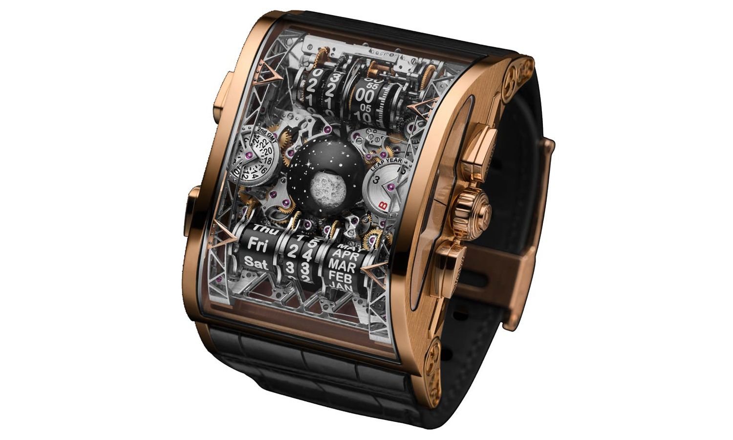 Is This Baselworld's Most Complex Watch?