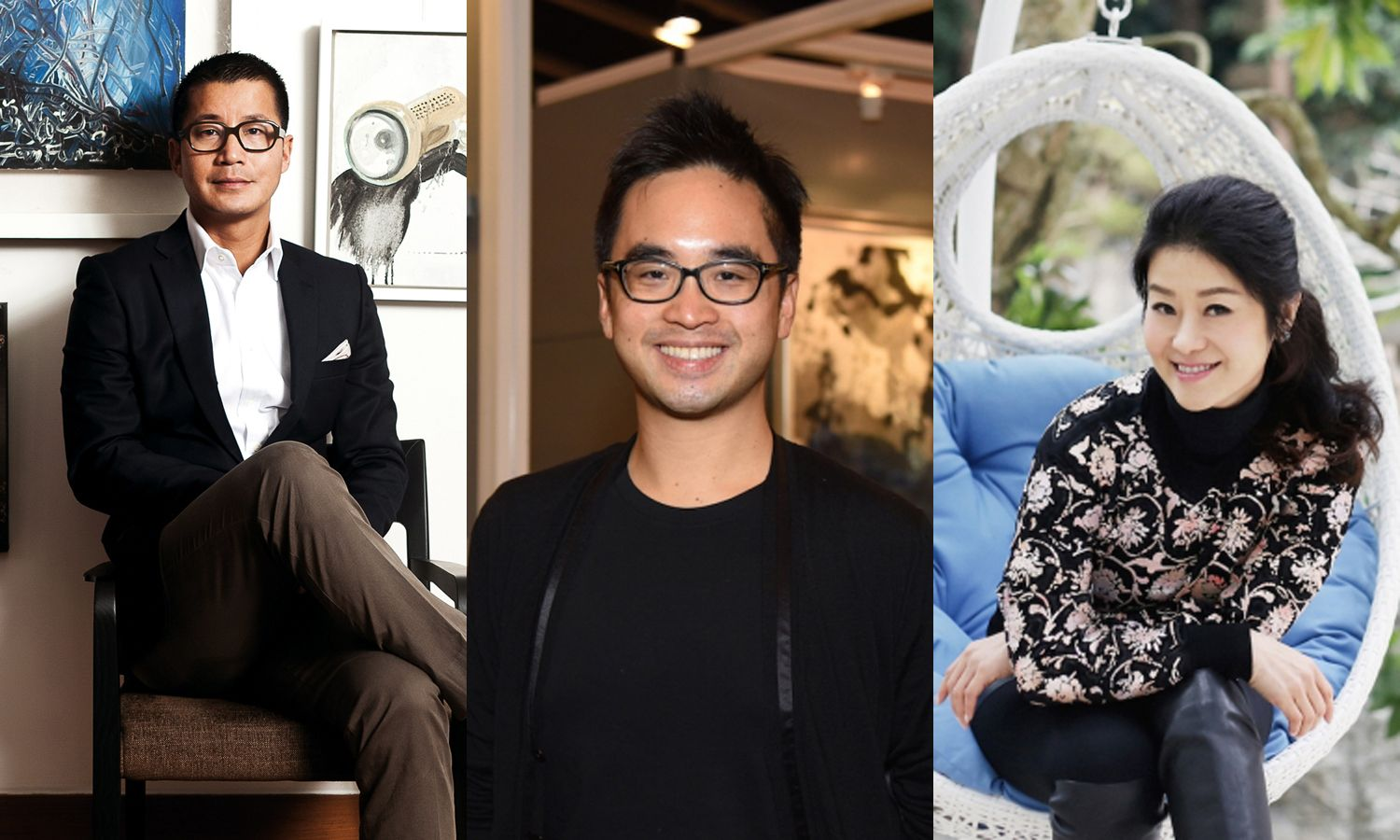 Get To Know The 15 Biggest Art Collectors In Hong Kong