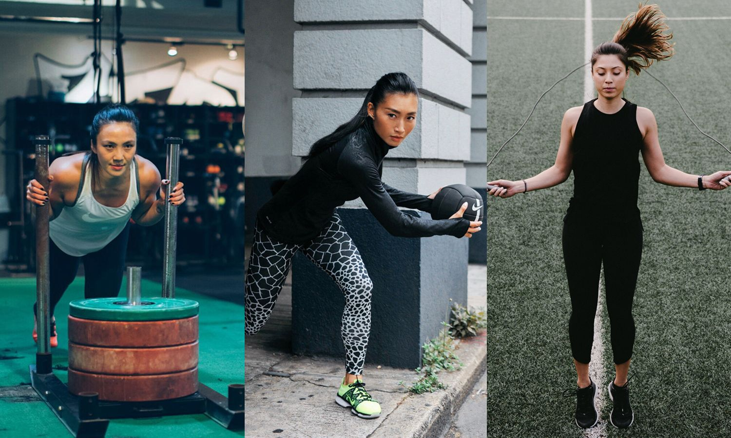 10 Female PTs In Hong Kong To Push Your Limits