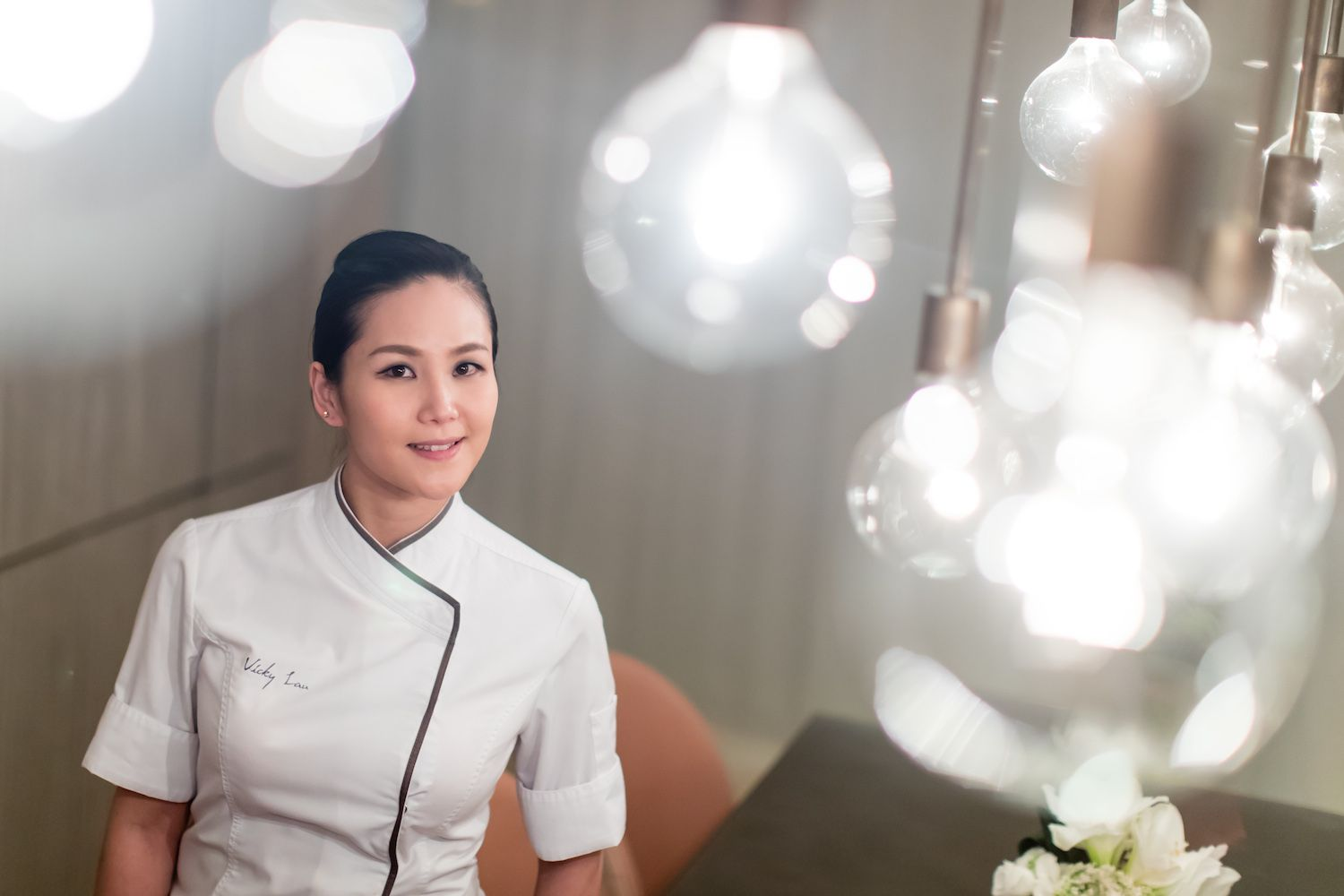 The Tatler 10: Vicky Lau of Tate Dining Room & Bar