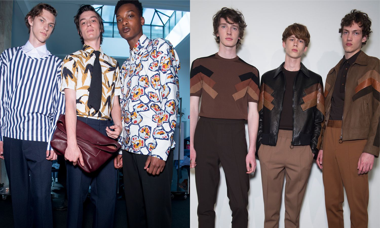 3 Biggest Menswear Trends For Spring 2017
