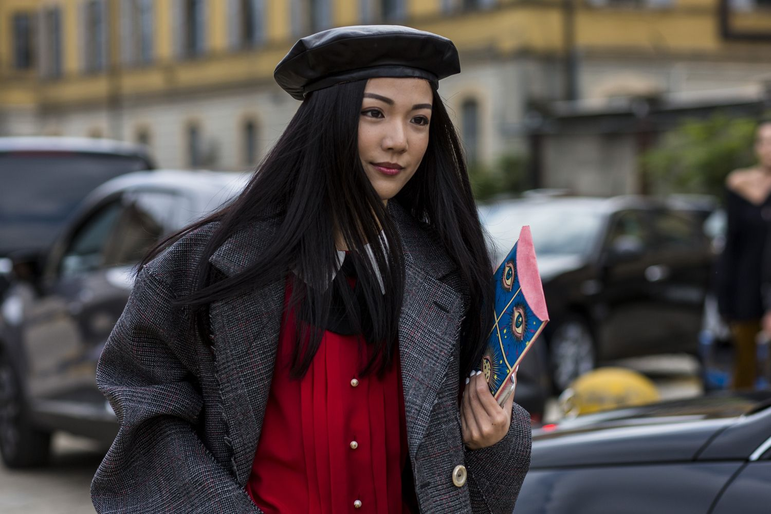 In Conversation With Street Style Star Yoyo Cao