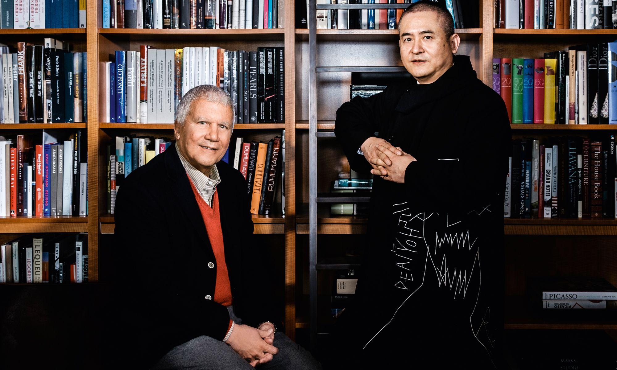 In Conversation With Larry Gagosian & Zeng Fanzhi