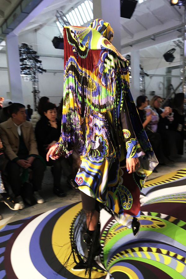 Milan Fashion Week Highlights: Karl Lagerfeld & Lisa Aiken