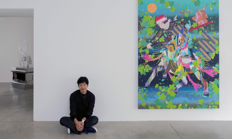 Art Talk: Tomokazu Matsuyama On His First Solo Exhibition