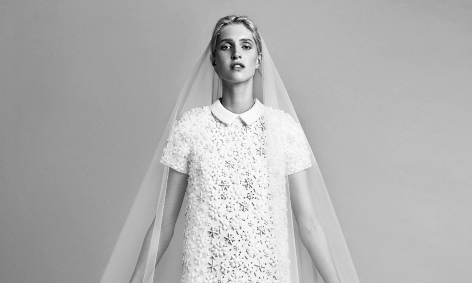 5 Minimalist Gowns for the Modern Bride