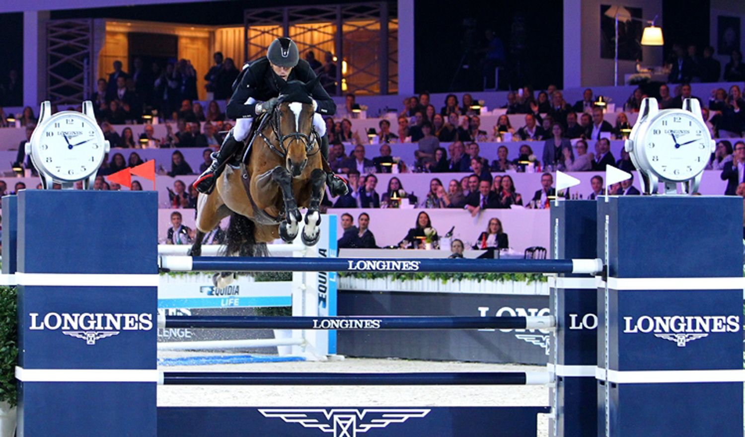 7 Riders at The Longines Masters Hong Kong to Follow on Instagram