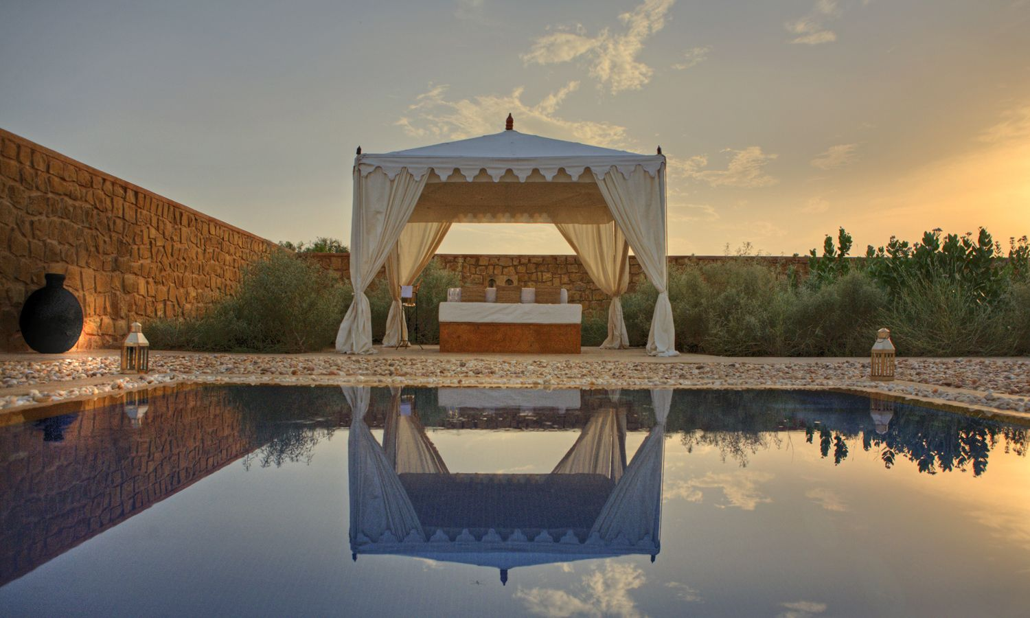 Gone Glamping: 7 Luxe Camp Sites Around the World