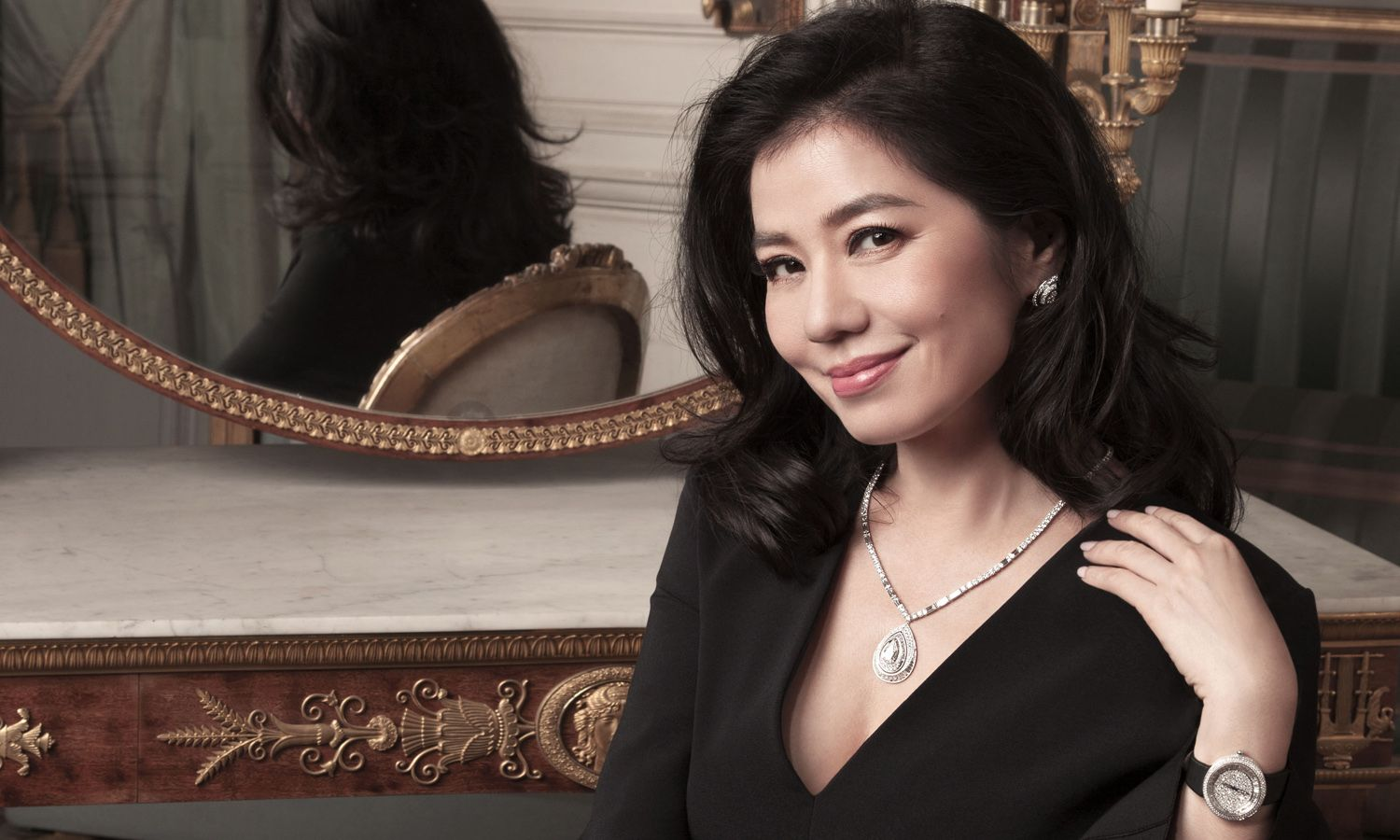Chaumet Reimagines the Beauty of a Muse with Cherie Chung
