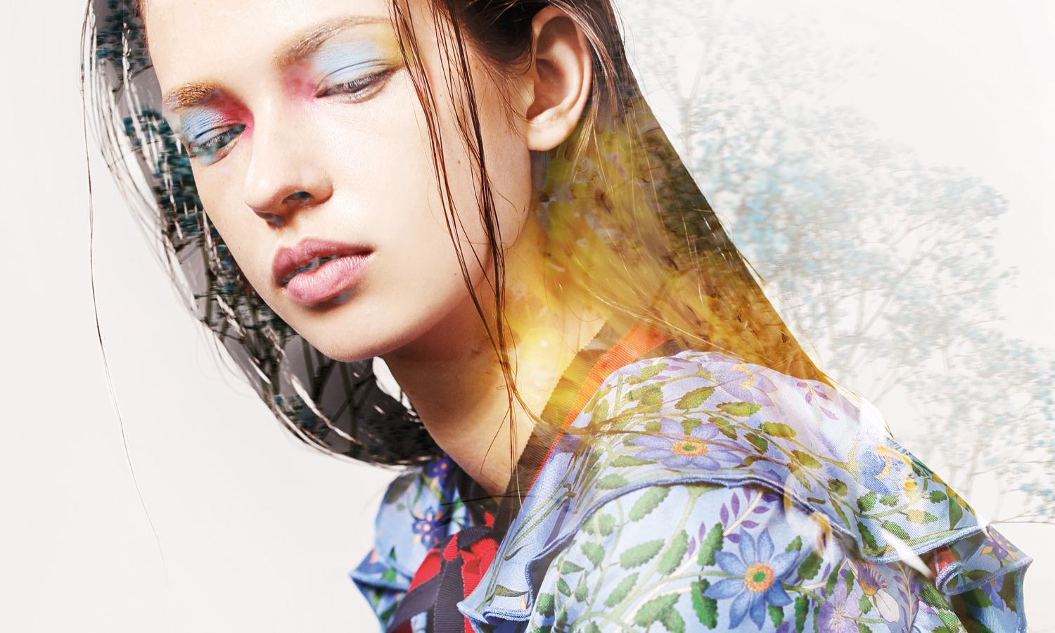 8 Floral Looks to Put Spring in Your Step