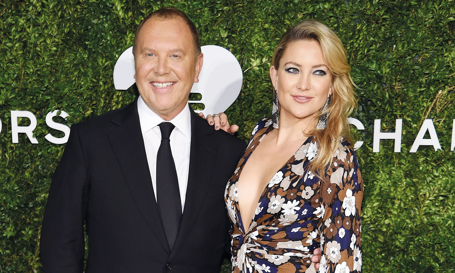 Michael Kors and Kate Hudson on Ending Hunger and Inspiring Youth