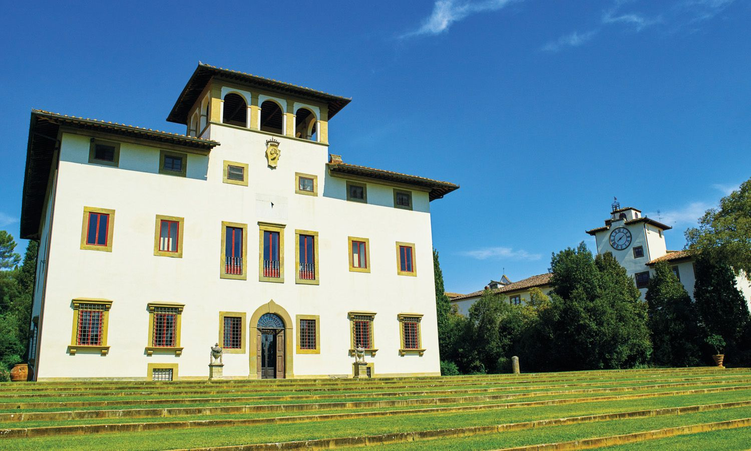 Beauty At Home Castelfiorentino pucci returns to its roots: the tuscan estate that started