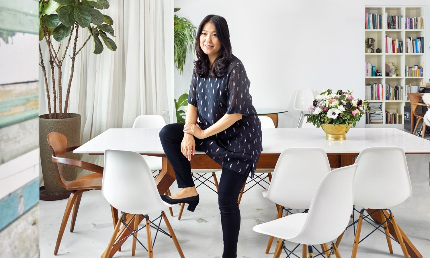 How Chef Mina Park Creates Cooking Space in Her Loft