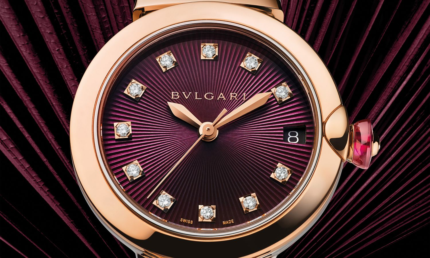 Have Yourself a Vibrant Bulgari Christmas