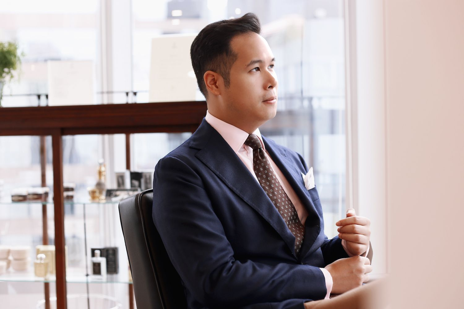 The Tatler 10: Brandon Chau