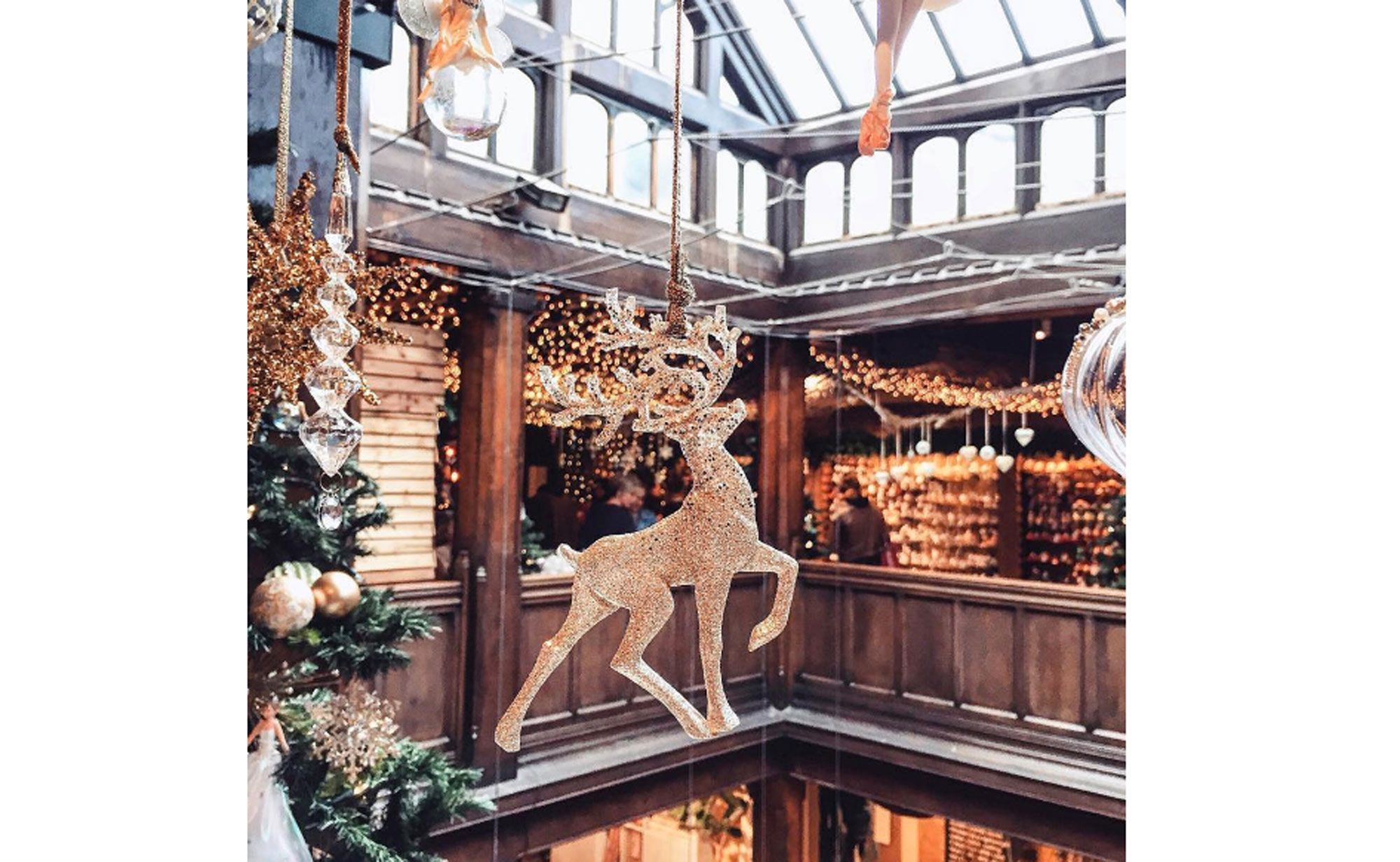 How to Spend the Perfect Festive Weekend in London