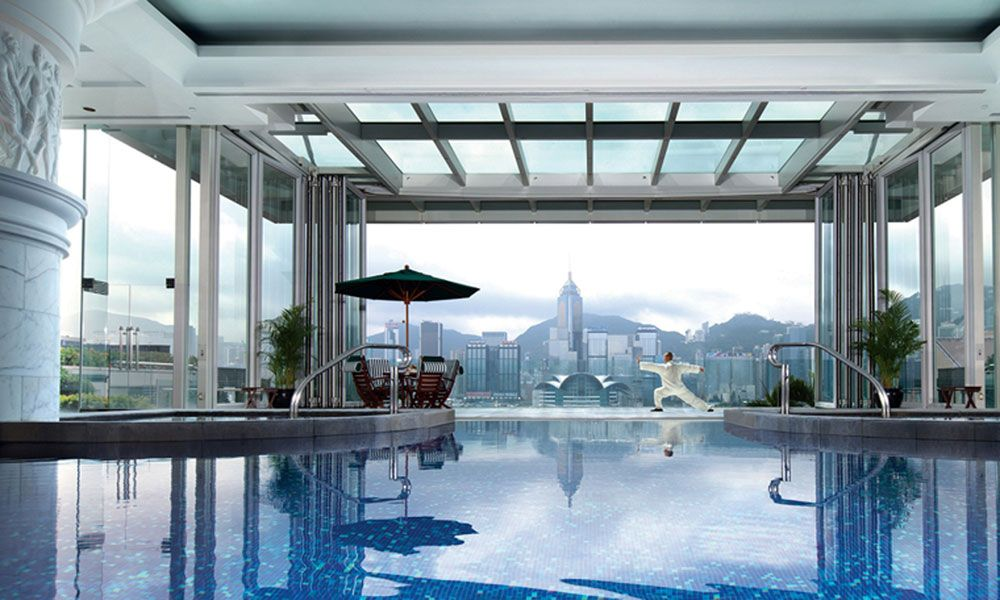 Is This the Most Decadent Staycation in Hong Kong?
