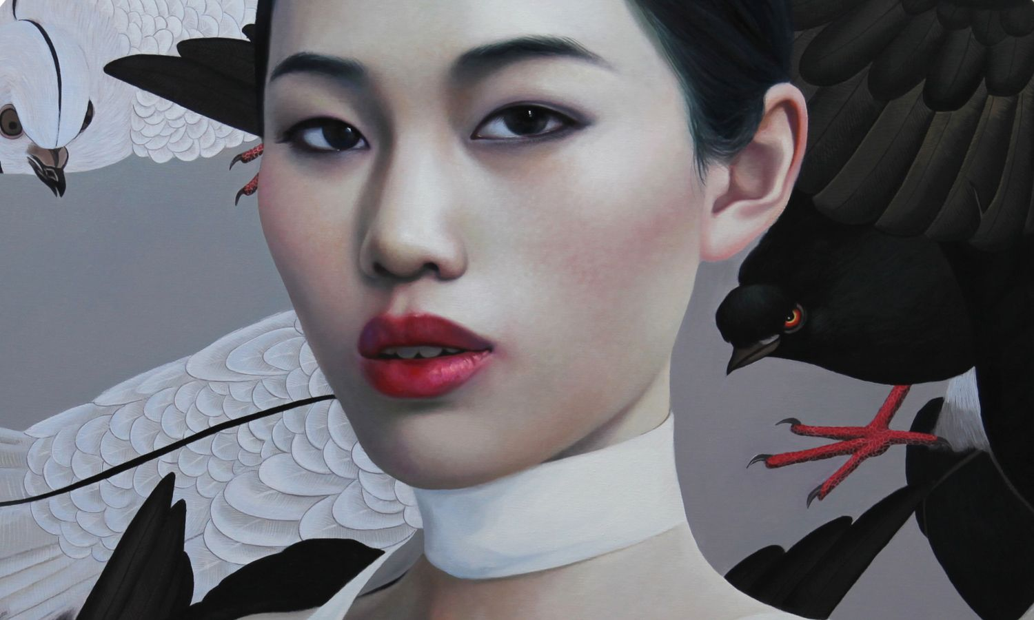 Ling Jian: Song of the Ancient Birds at Tang Contemporary