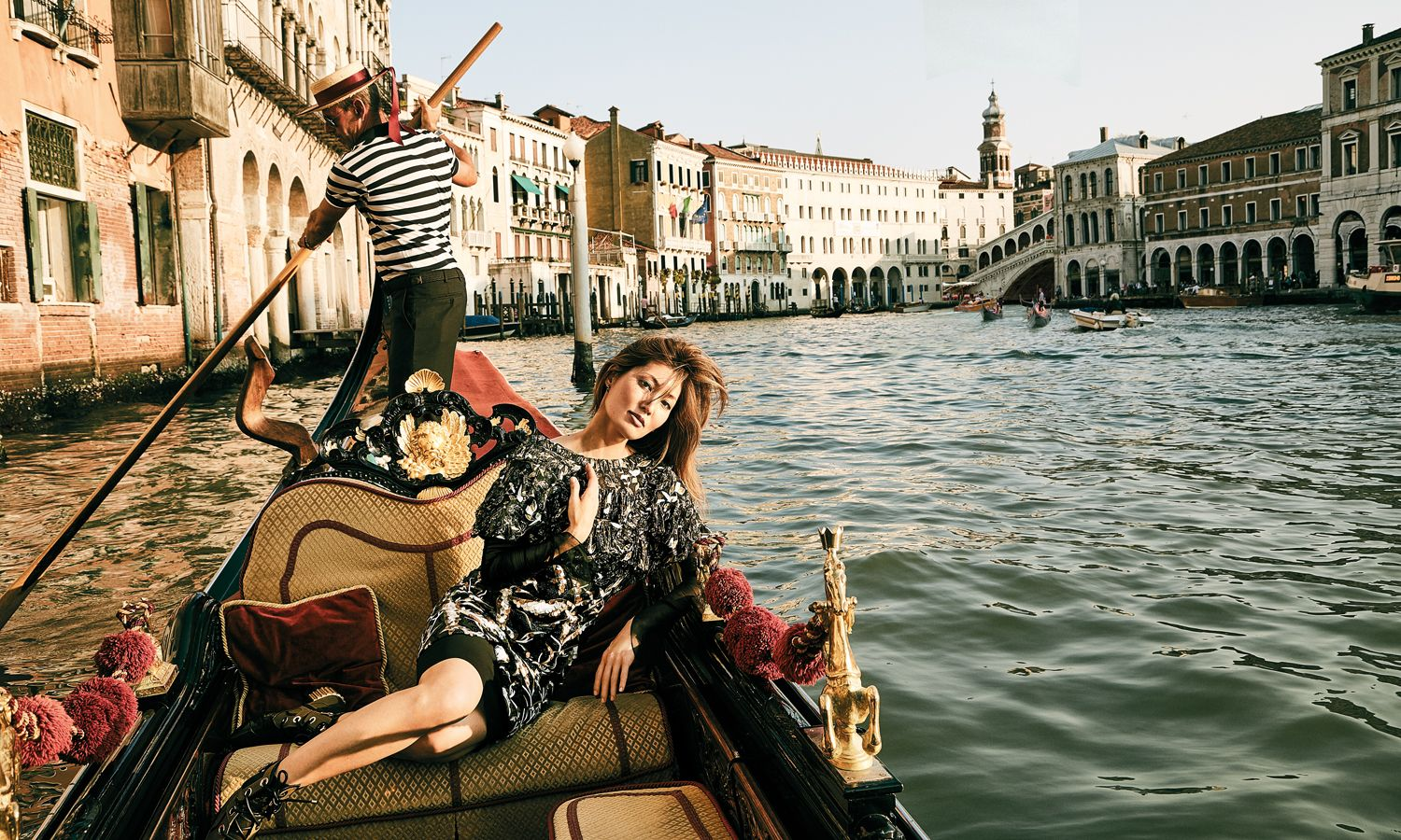 Valerie Chow Talks Style and Power Dressing in Venice