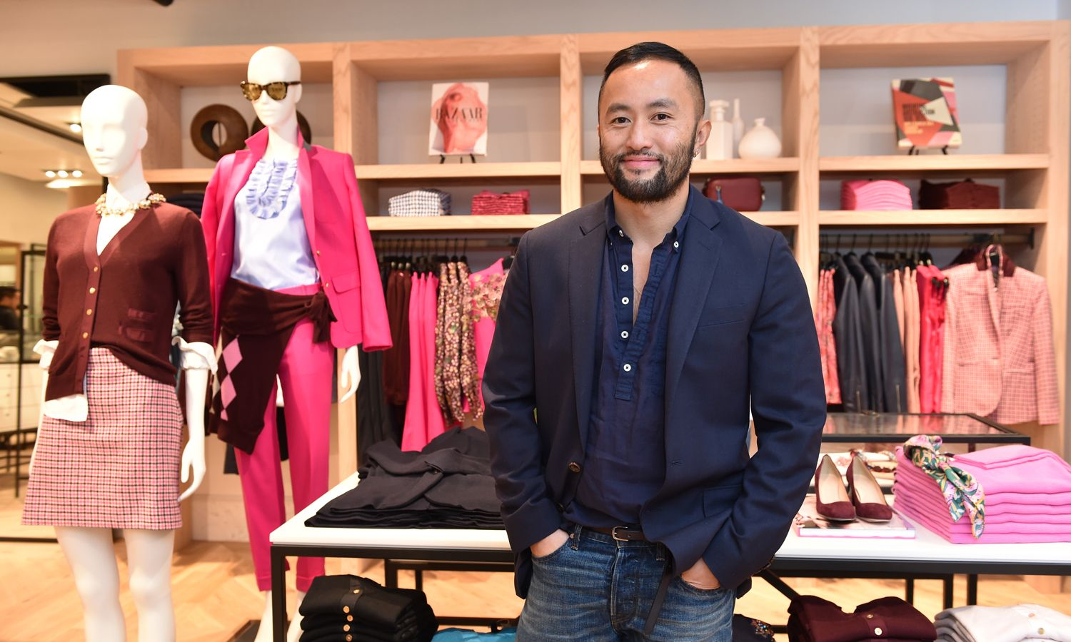 J. Crew's Somsack Sikhounmuong on the Importance of Being Curious