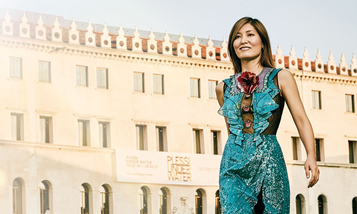 Behind-the-Scenes with Asia's Most Stylish 2016 in Venice