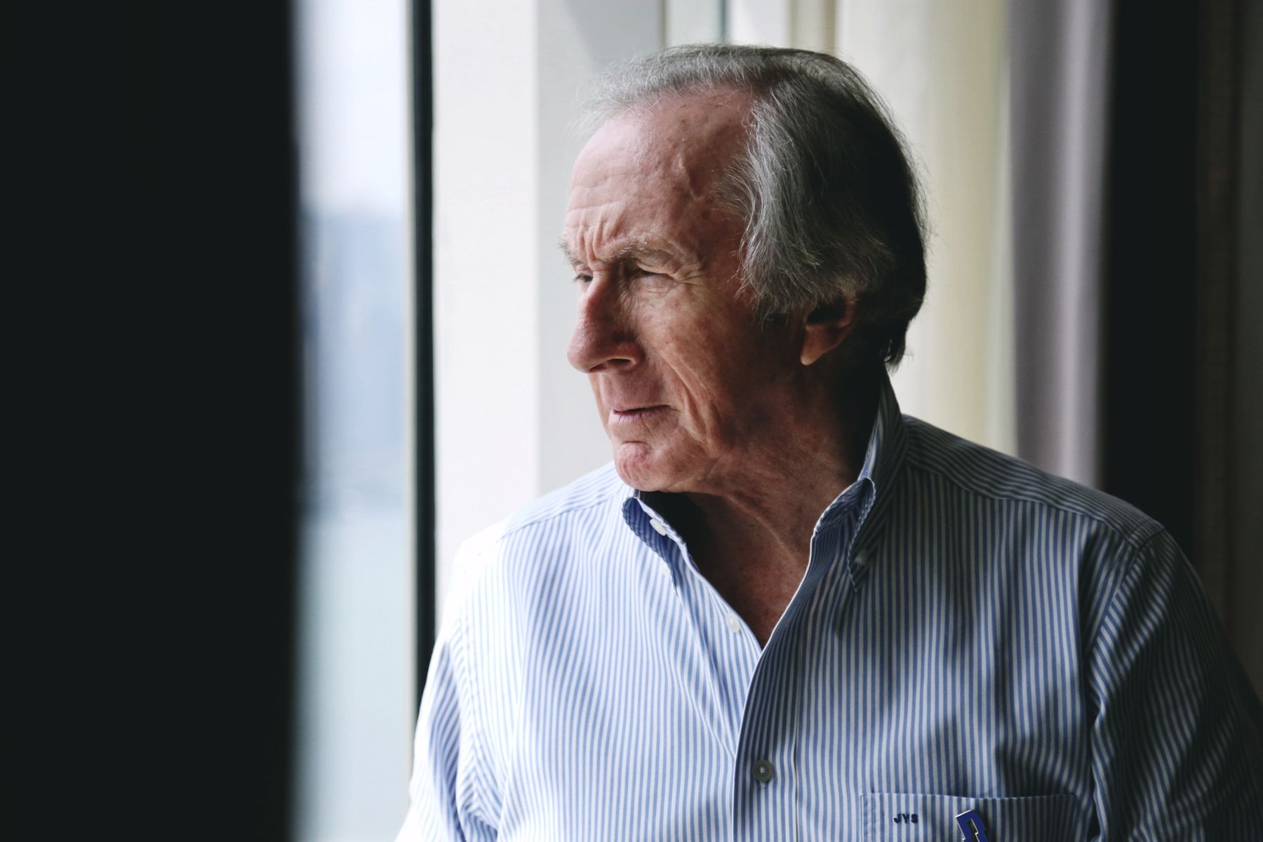 Sir Jackie Stewart and the Race Against Dementia