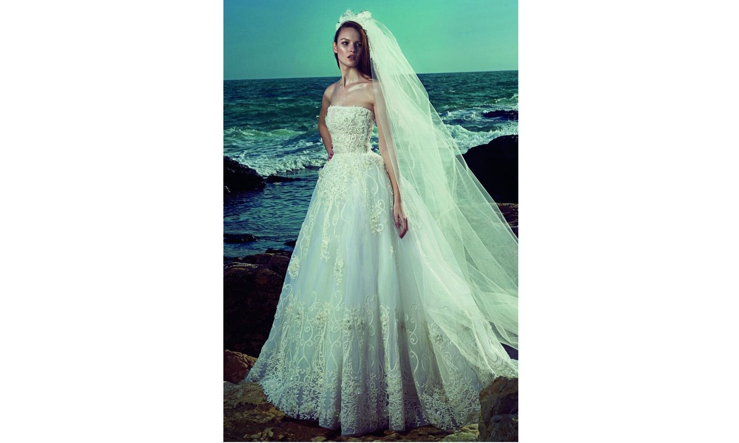 6 Stunning Wedding Gowns from Zuhair Murad
