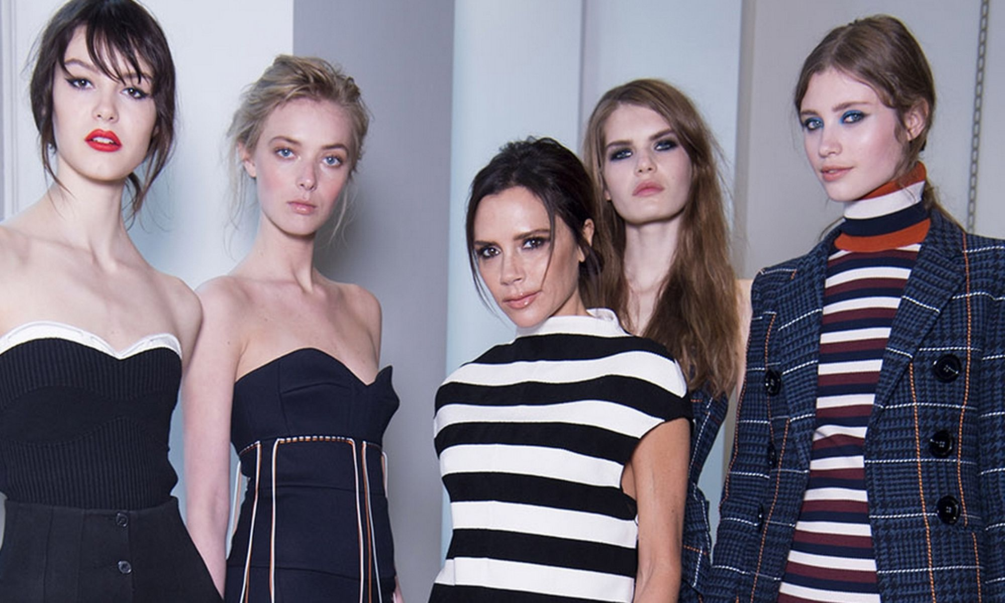The Victoria Beckham x Estée Lauder Collection Lands in Lane Crawford