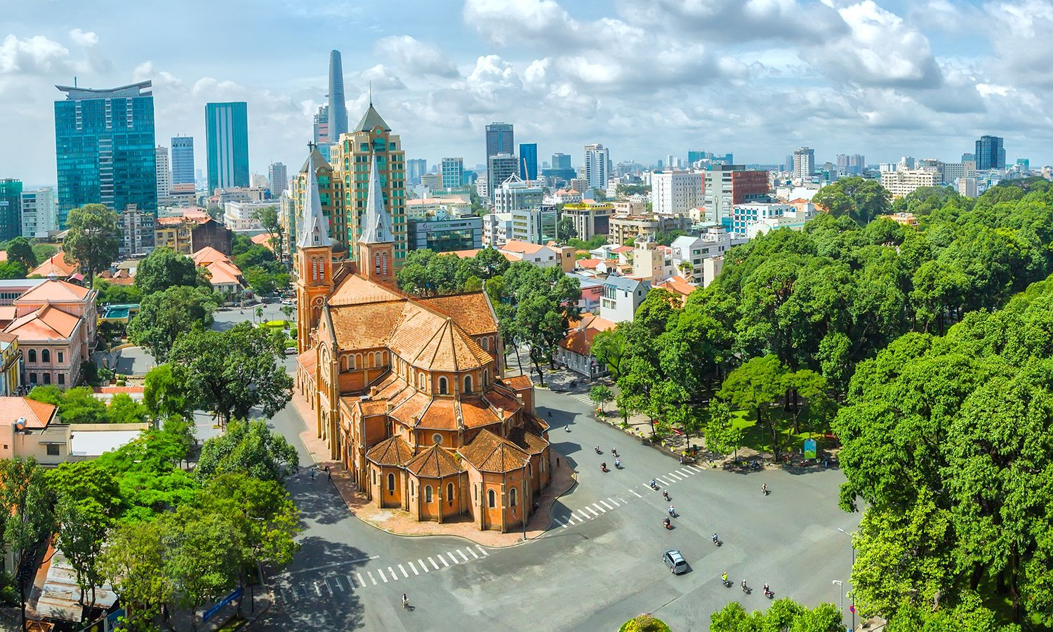 The Best Places to Eat, Shop and Stay in Ho Chi Minh City