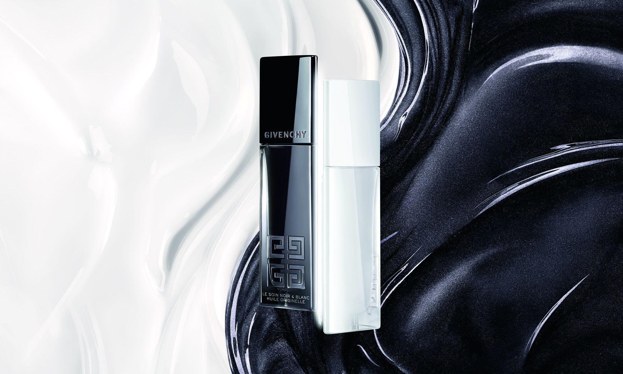 Givenchy Beauty Presents: Le Soin Noir & Blanc Huiles Originelles