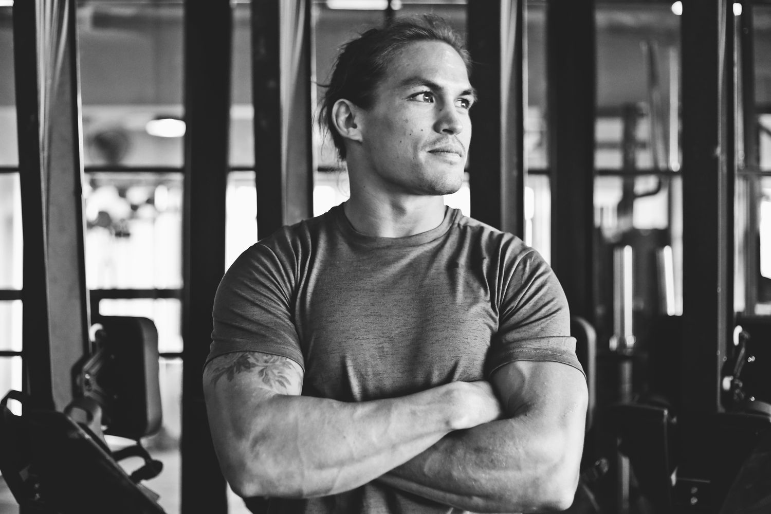 In The Gym With Ant Haynes of Coastal Fitness