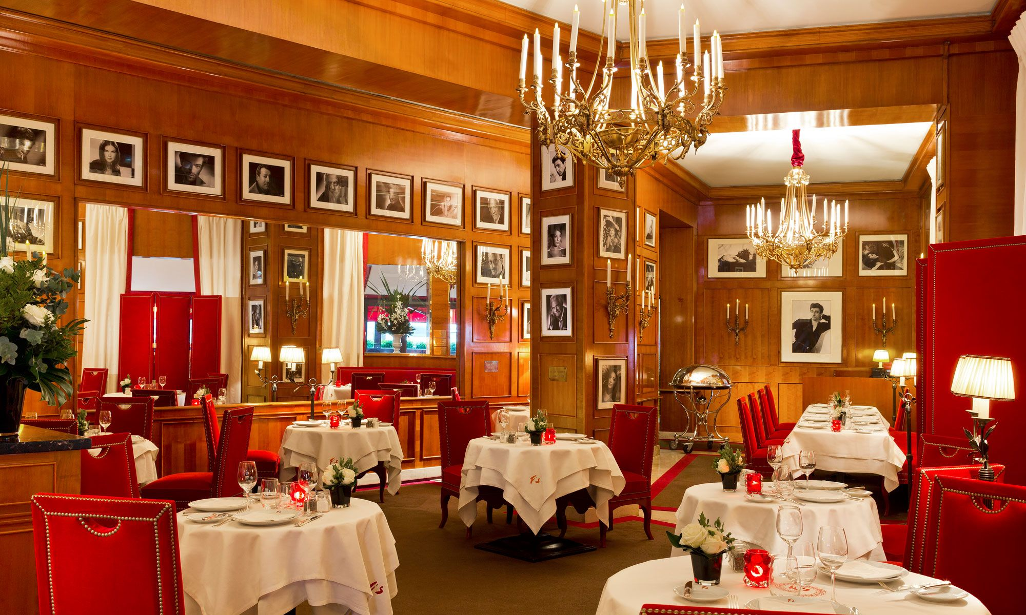 Review: The Legendary Le Fouquet's Restaurant in Paris