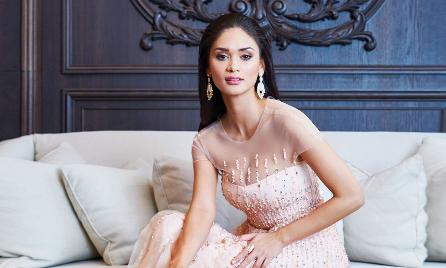 Pia Wurtzbach on Family, Miss Universe, and Being a Voice of Her People