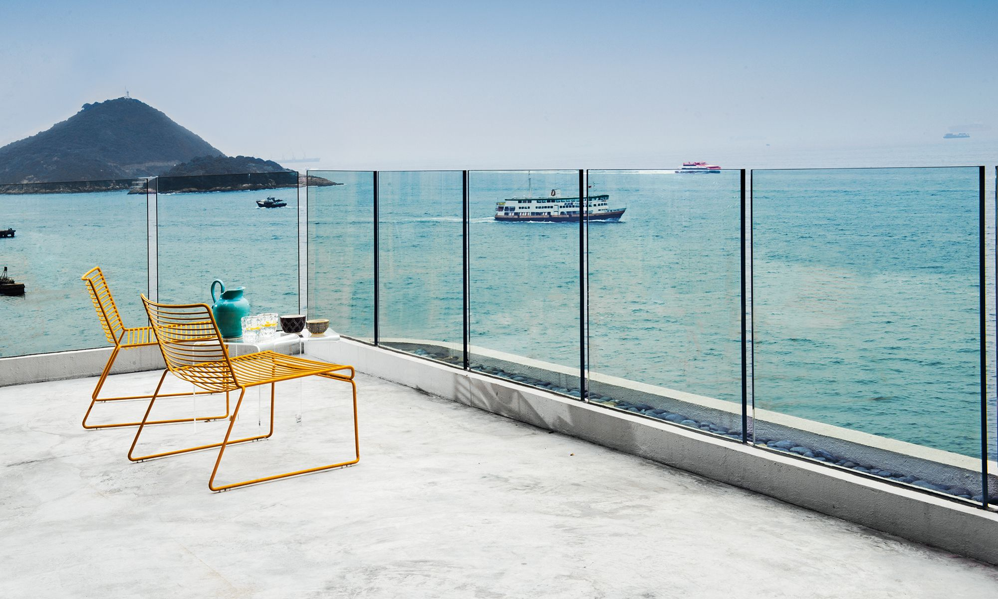 6 Inspiring Ways to Decorate Your Hong Kong Terrace This Summer