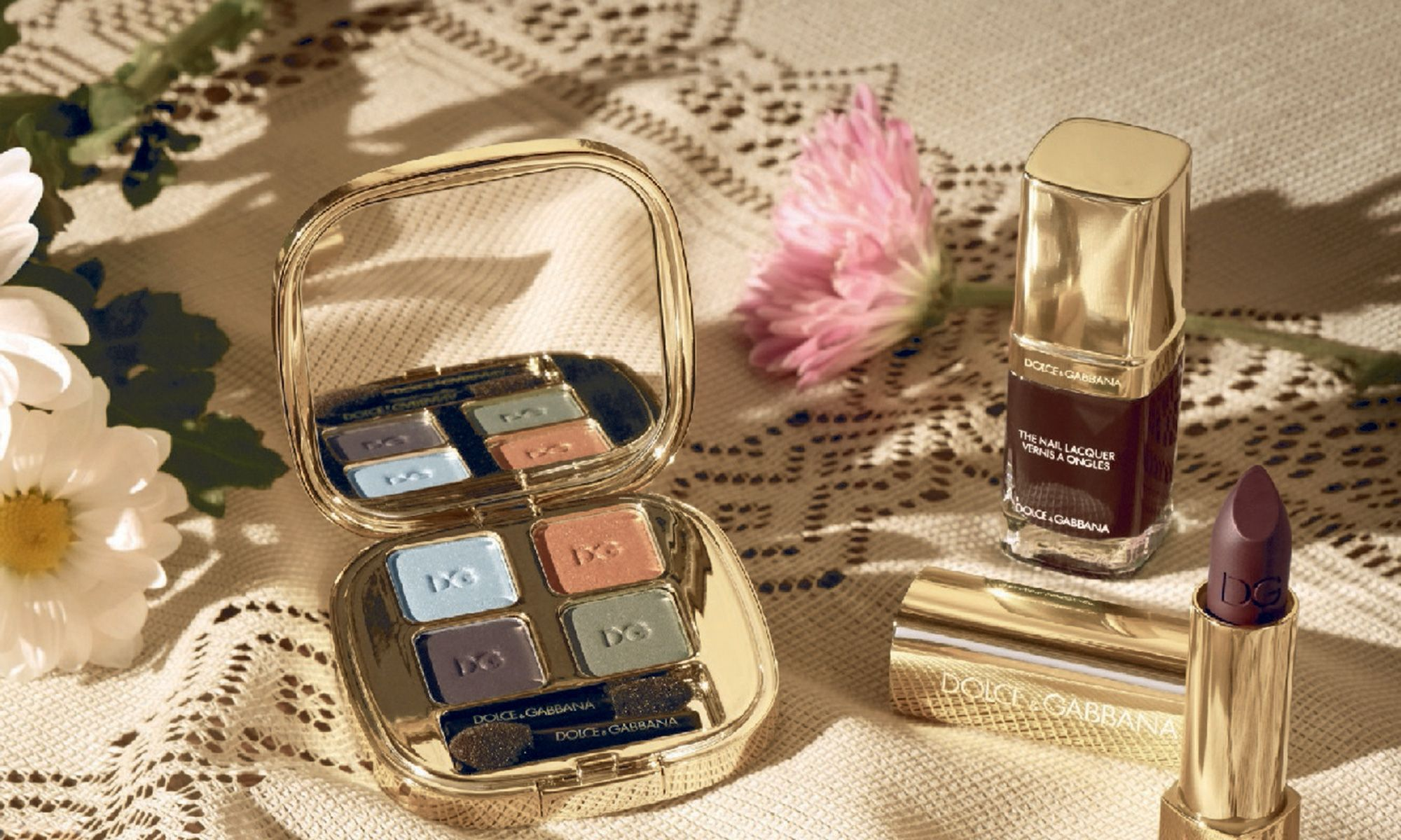 Dolce & Gabbana Gets Wild about Fall Beauty
