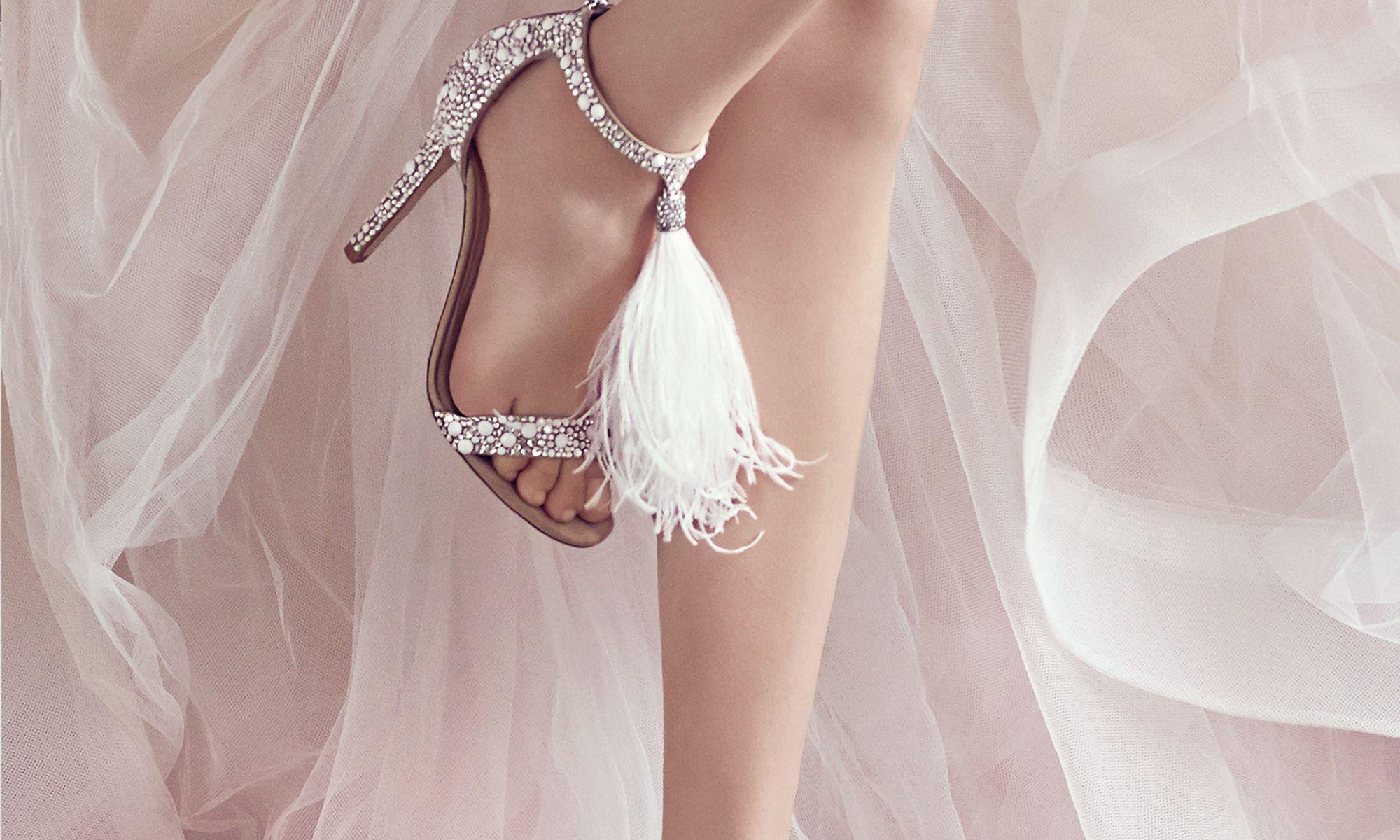 Top 9 Wedding-Worthy Heels for The Bride