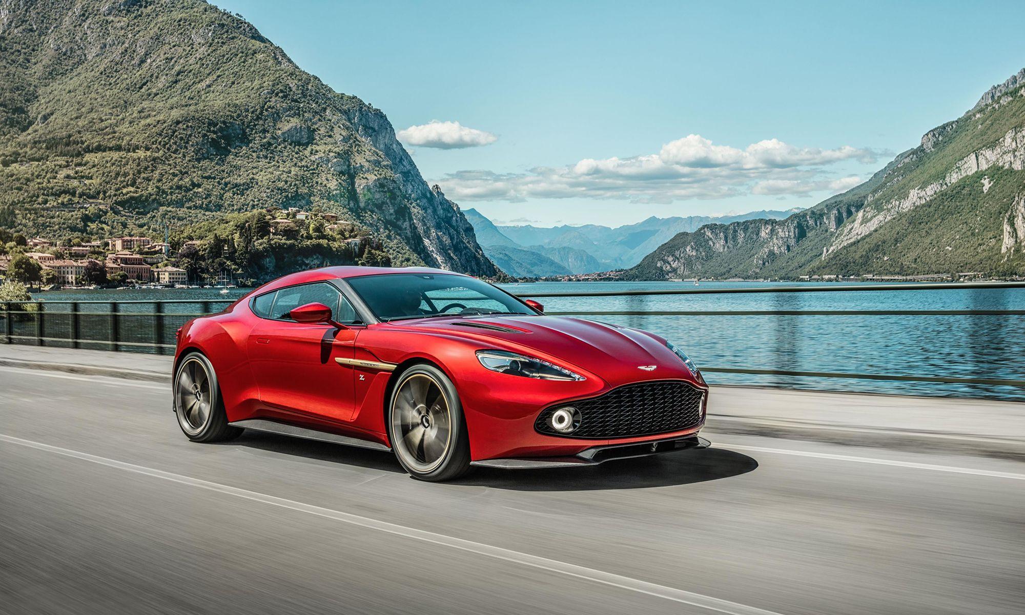 Aston Martin Wows With New Zagato Vanquish Tatler Hong Kong