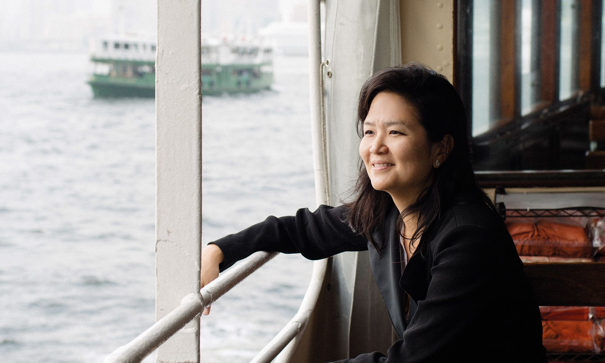 Up Close with Celebrated Author Janice YK Lee