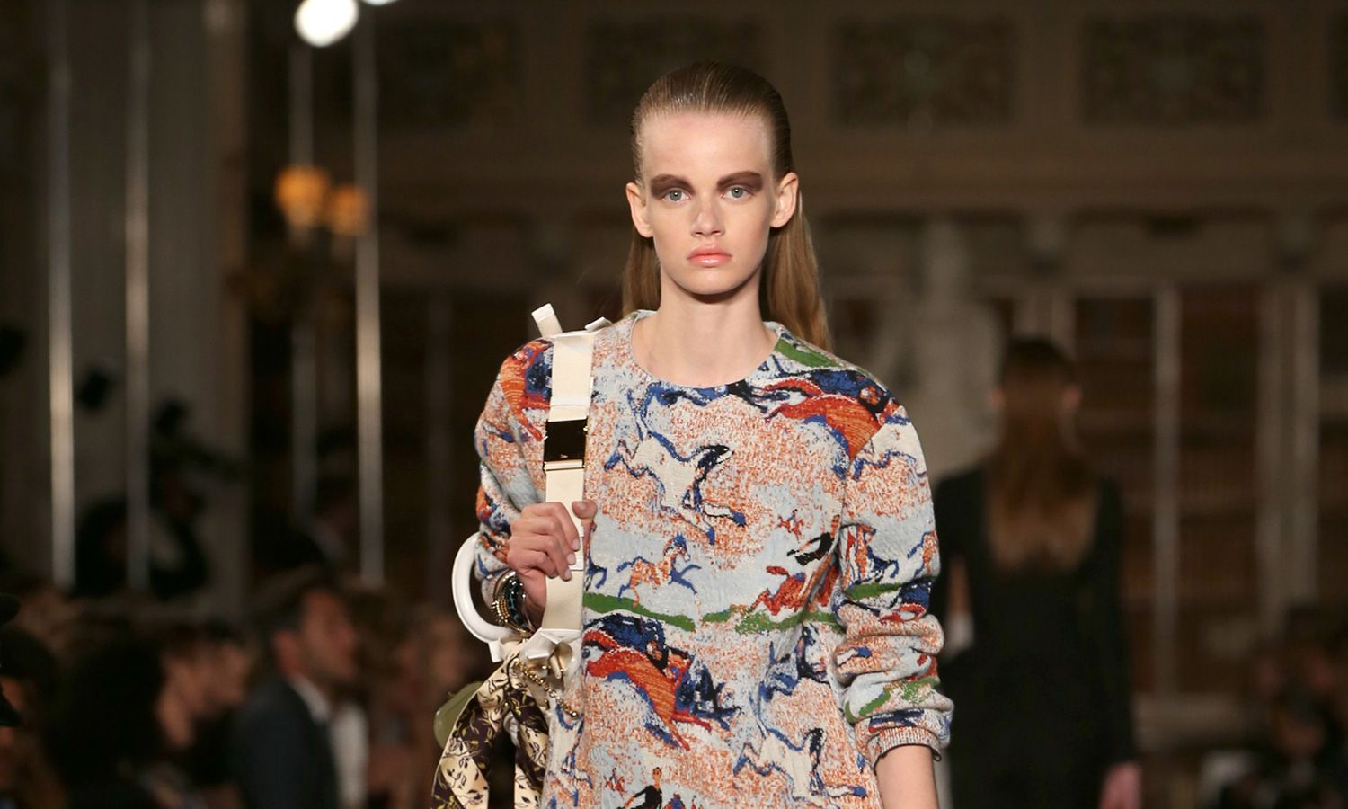 The Dior Cruise Show Was a Love Letter to England