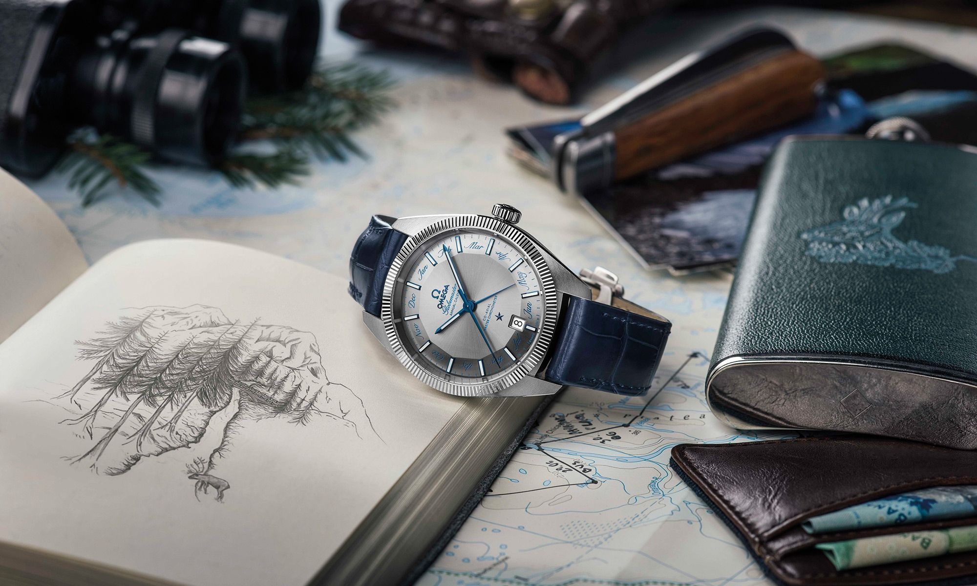 What You Need to Know about Omega's Master Chronometer