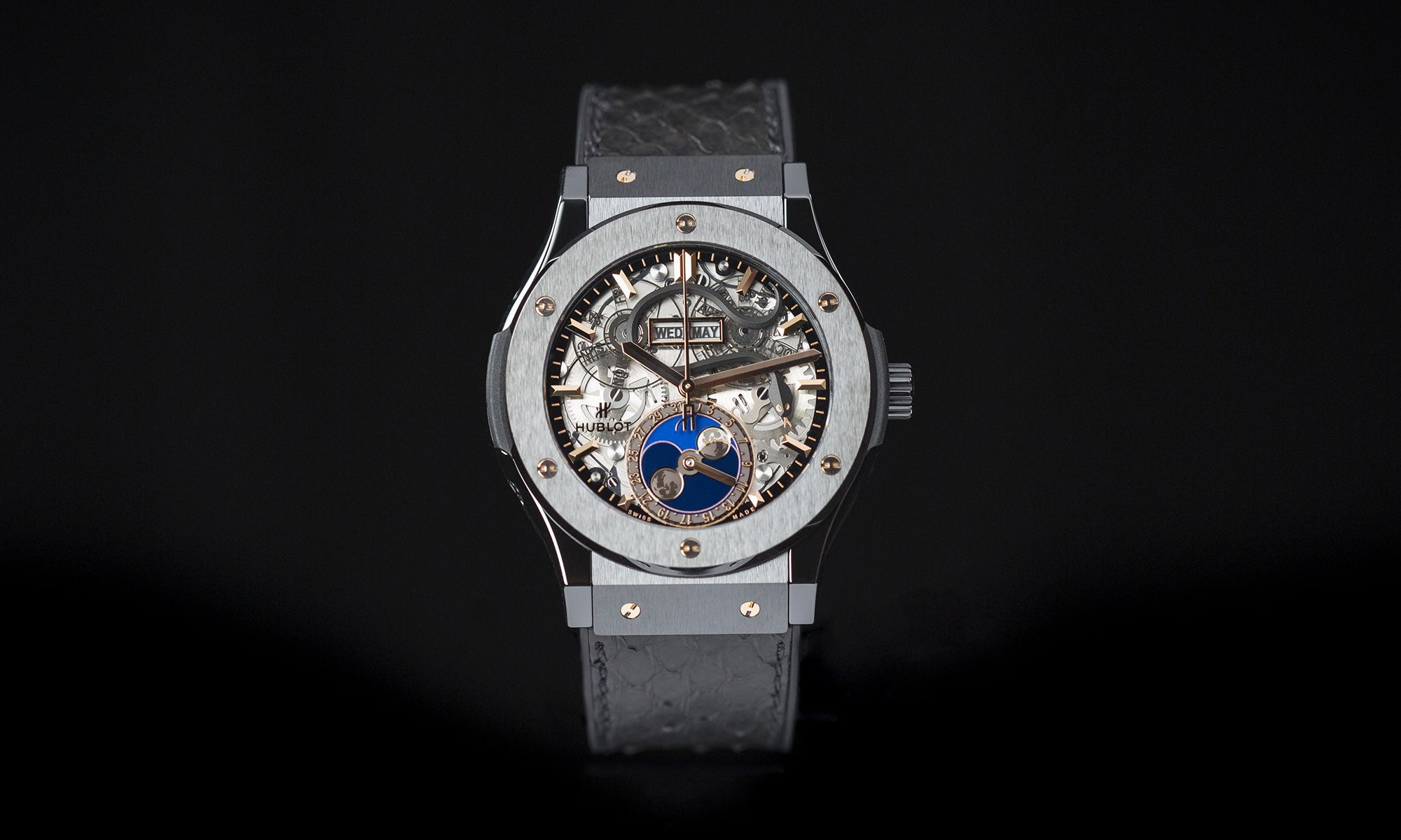 Kobe Bryant Releases New Watch for Hublot  e00982a29b5c