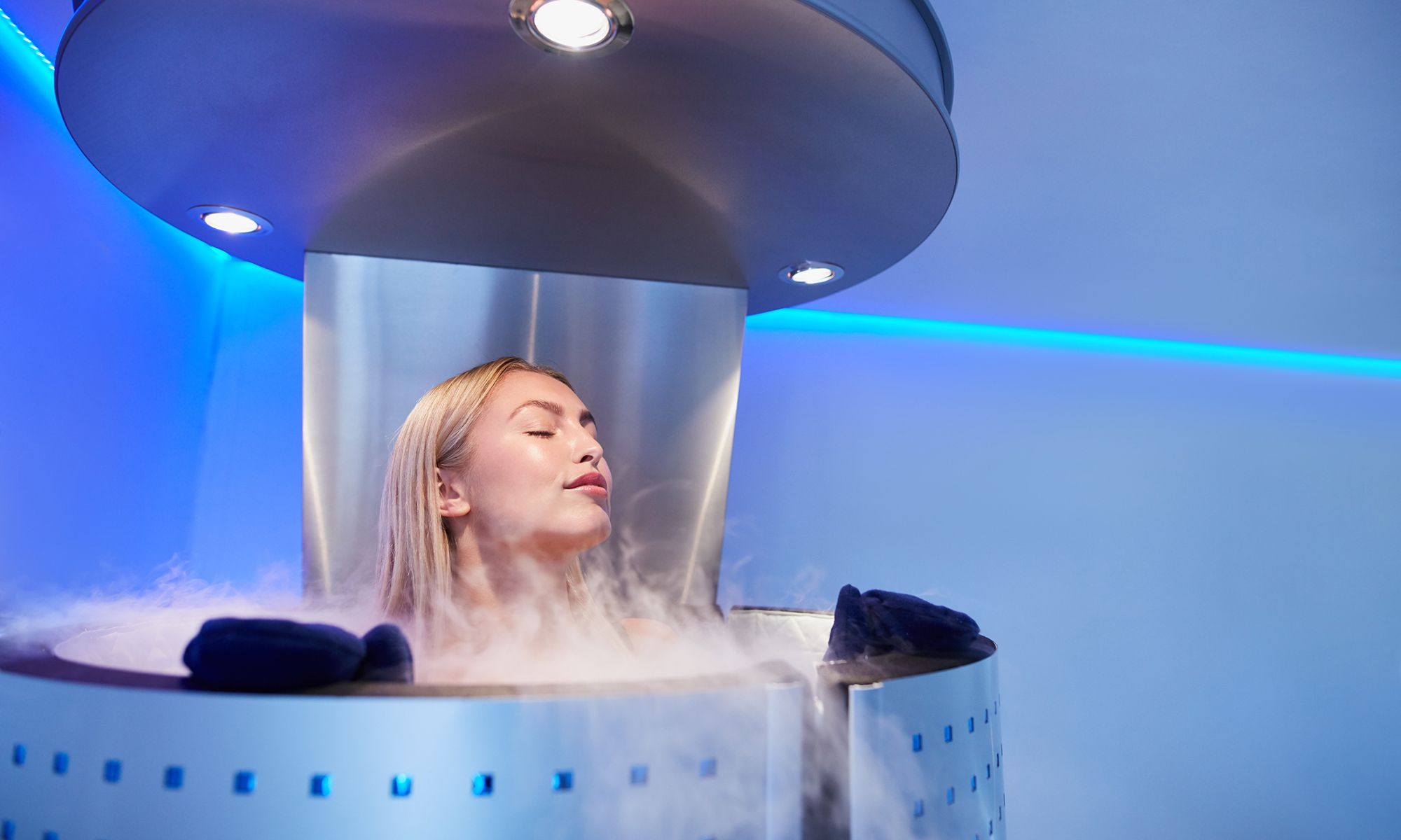 Freezing for Beauty: A Review of Hong Kong's First Cryotherapy Centre
