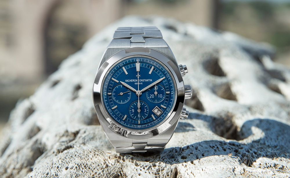 Timepieces for the Modern Traveller: Vacheron Constantin's Overseas Collection