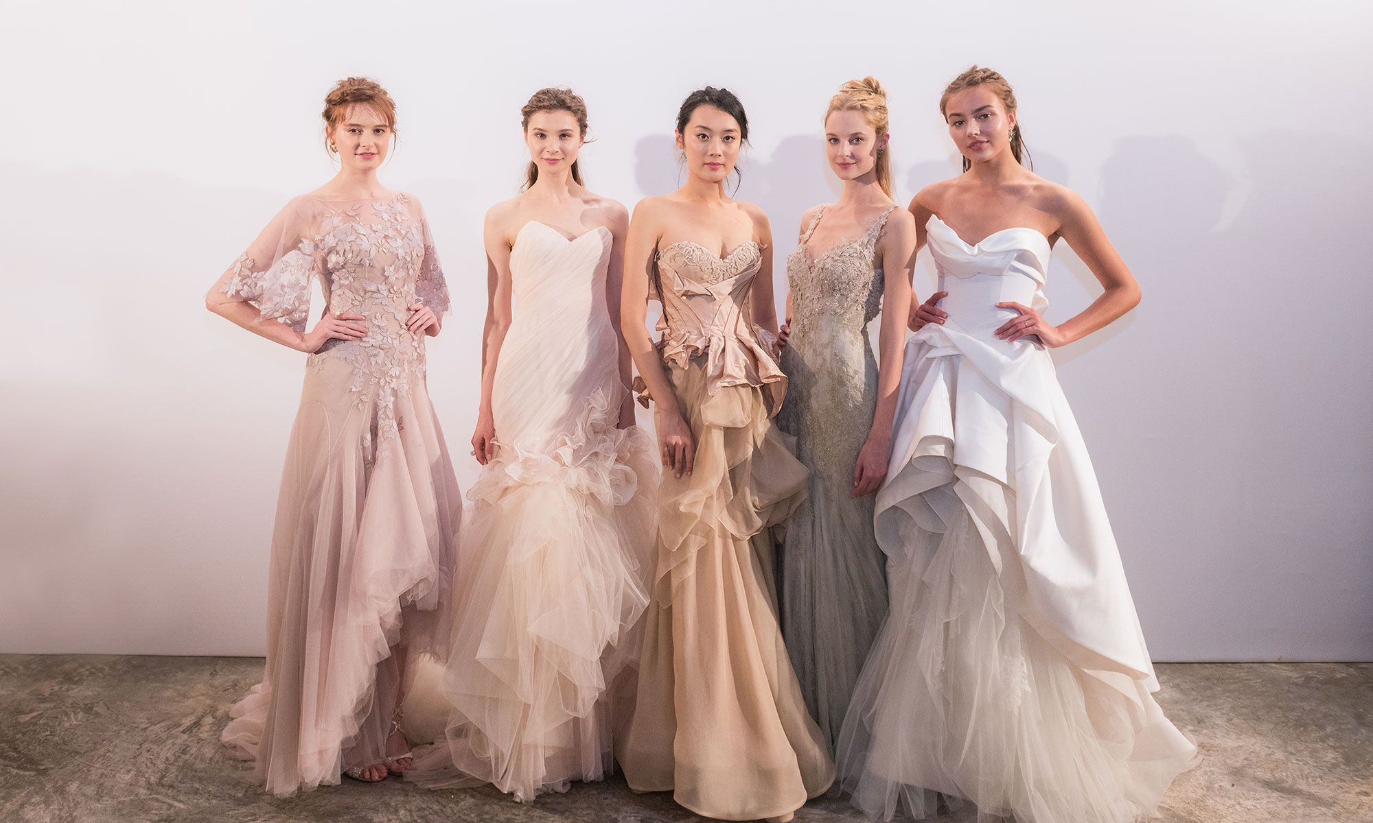 Vivian Luk Charity Fashion Show Debuts Bridal Wear and Junior Collection