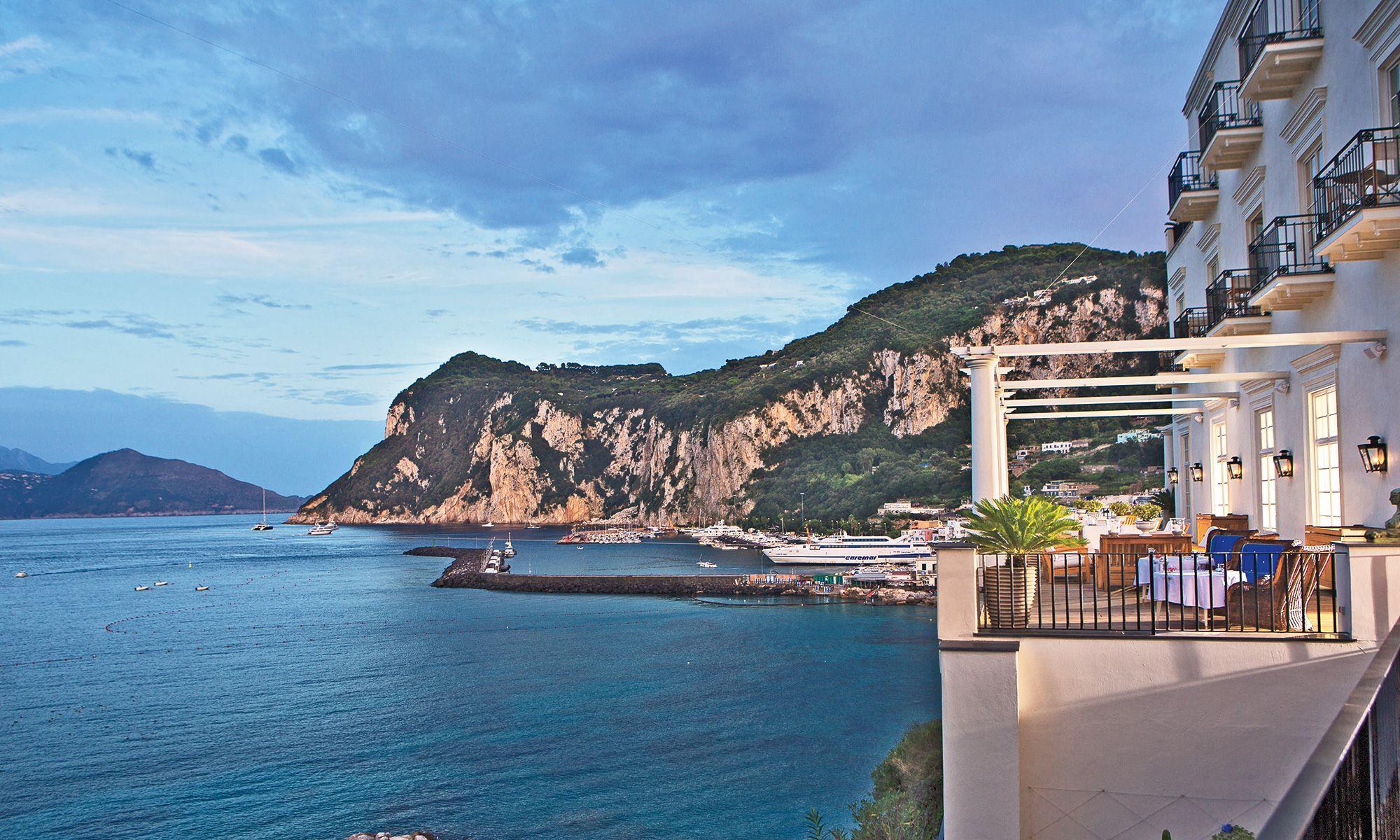 A Fashion Insider's Favourite Spots in Capri, Italy