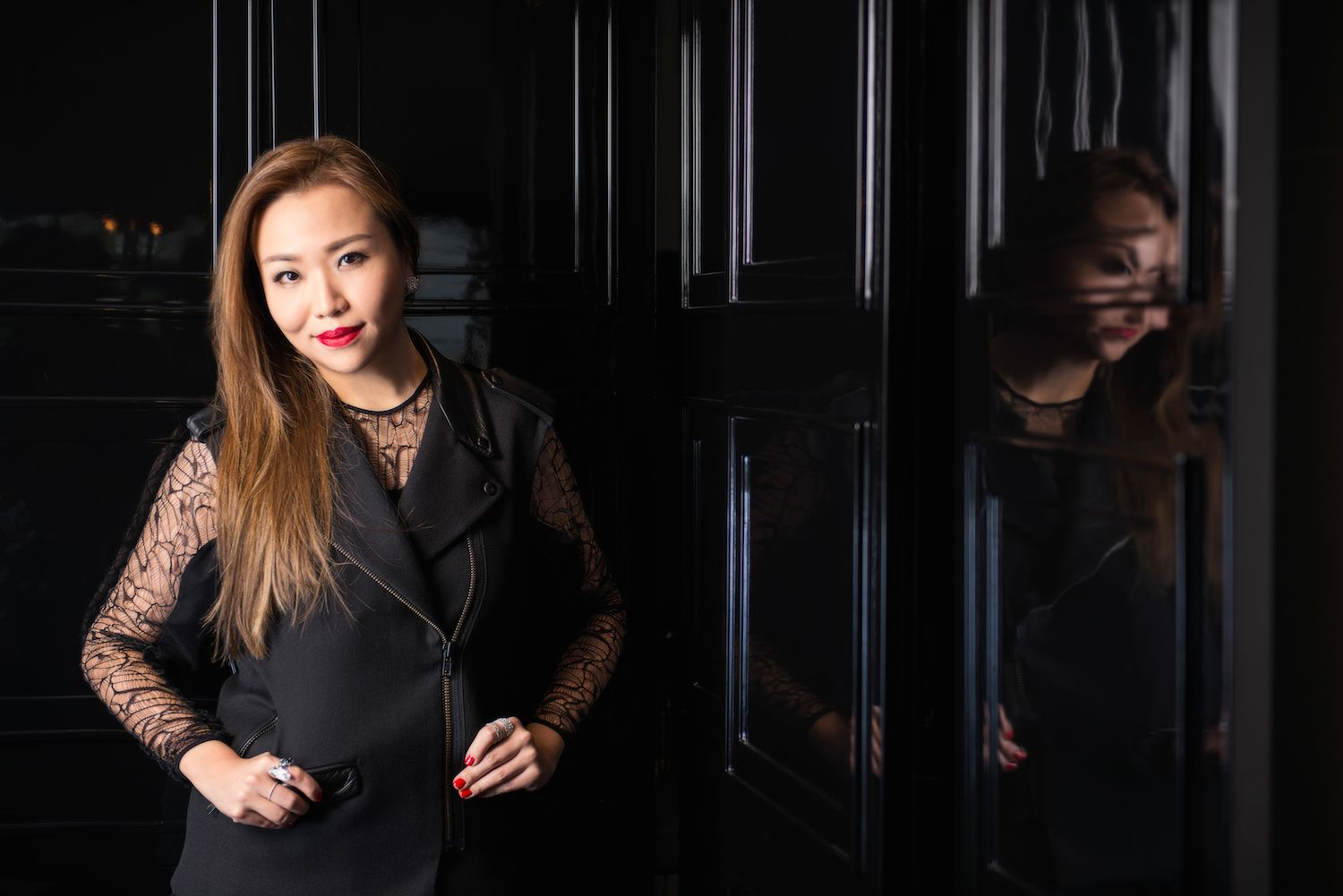 10 Minutes with Nancy Fung