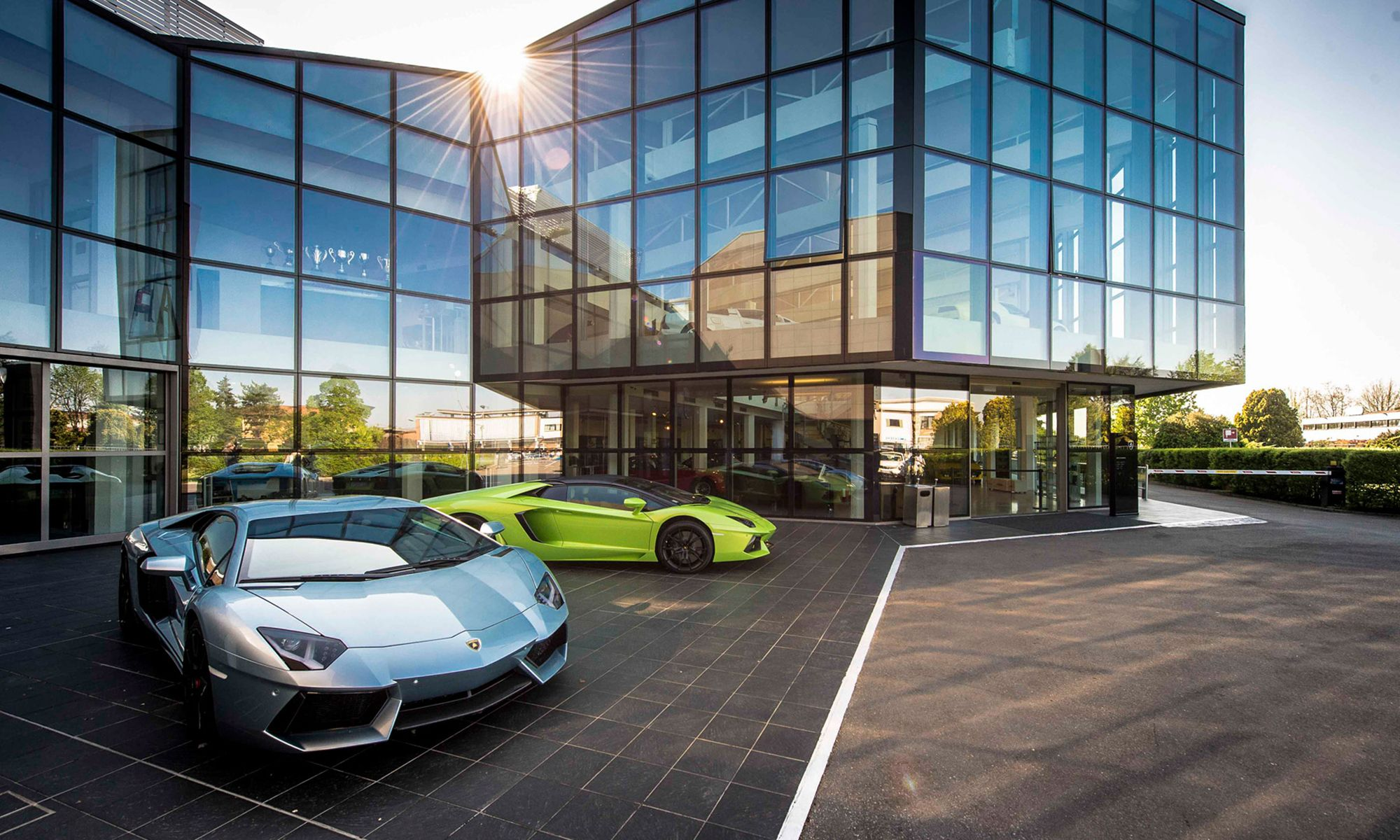 Lamborghini Launches an Exhibition on its Iconic Supercar