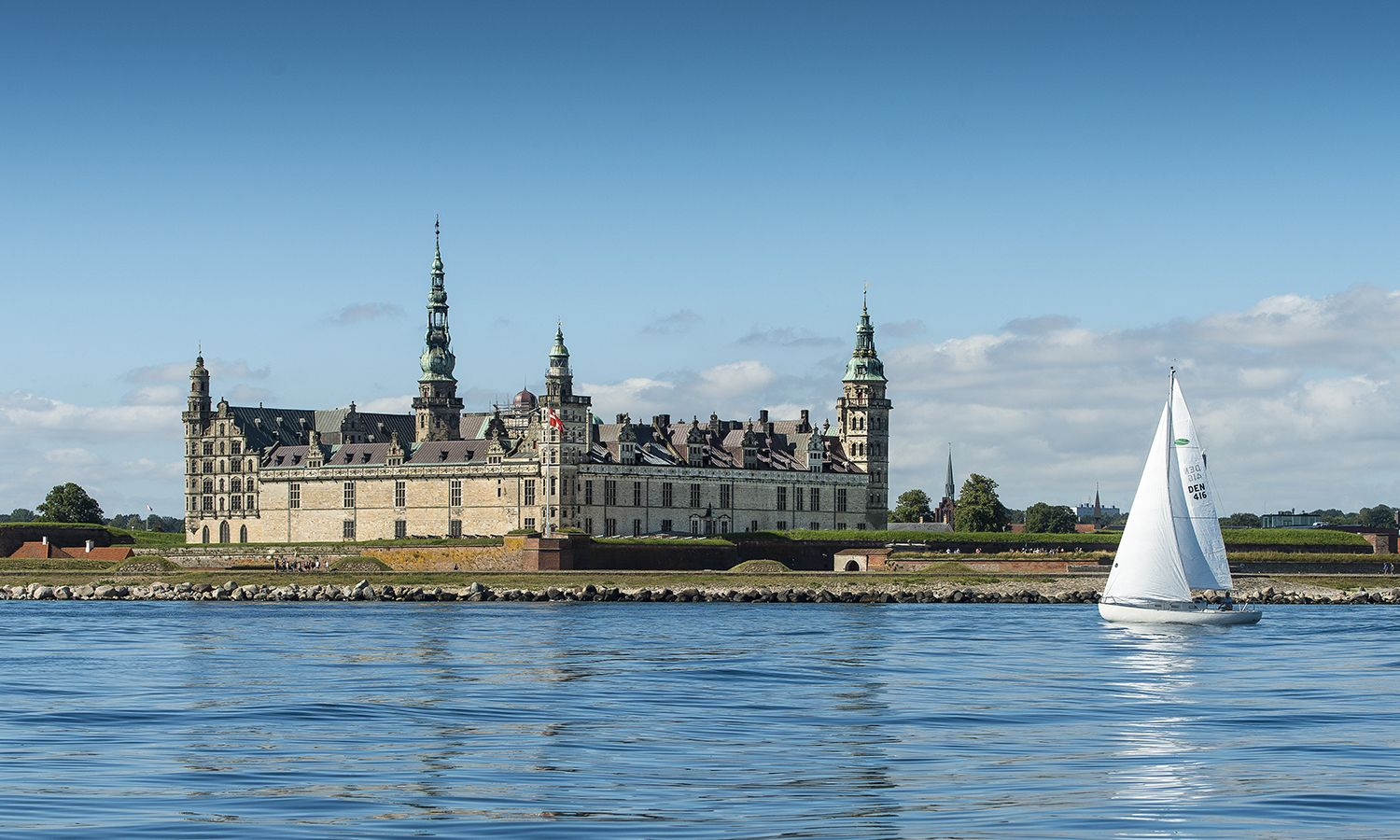 Airbnb Opens 'Hamlet' Castle in Denmark to Overnight Guests